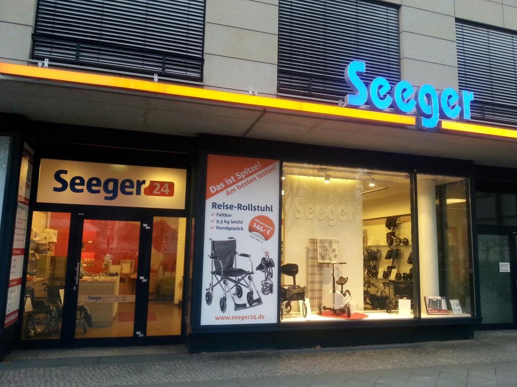 Seeger24 Filiale im Prenzlauer Berg, Greifswalder Straße 137-138